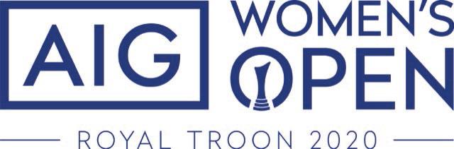 AIG Womans open Logo